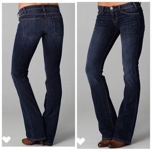 Current/Elliott The Cowboy Flare Jeans in Empire